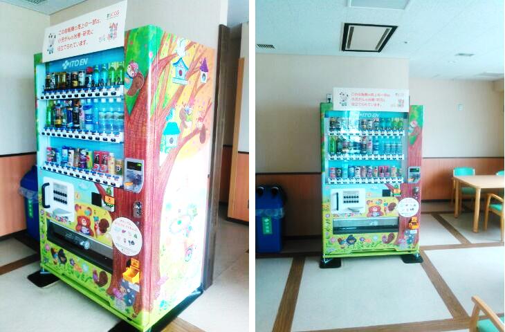 【山形大学医学部附属病院】(山形県) 6階西小児科 設置